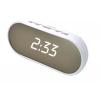 Часы электронные сетевые VST712Y-6, цвет индикации - белый