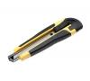 Нож с выдвижным лезвием 0200080, 18мм 18х108мм; металлические направляющие