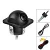 Видеокамера заднего вида TS-CAV02 врезная автомобильная цветная, PAL, разрешение 420 линий, угол обзора 110°, питание 12V, видеовыход RCA+питание3м