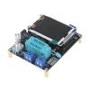 Тестер радиокомпонентов GM328A Работает с транзисторами, диодами, диодными сборками, резисторами, конденсаторами, индуктивностями