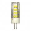 Лампа светодиодная 220В/ 05.0Вт/ G4/ 4000K (дневной белый) (L658) / 480Lm (LE010510-0021);