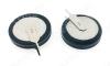 Ионистор 1.0F/5.5V 5R5D20F100V дисковый; вертикальное исполнение; с выводами