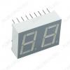 Индикатор DC56-11SRWA   LED 2DIG,0.56',R,CA;8M