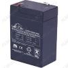 Аккумулятор 6V 4.5Ah DJW6-4.5 свинцово-кислотный; 70*47*100+6