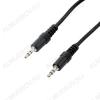 Шнур (APH-090-1.0) 3.5 шт стерео/3.5 шт стерео 1.0м