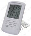 Термометр цифровой TM898 Измерение наружной и внутренней температуры, внутренней влажности, часы/таймер; (гарантия 6 месяцев)