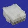 Разъем MF-2x4M Вилка на кабель, 8 конт.,шаг 4.2mm