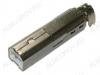 Разъем (3721) USB B-M Штеккер на кабель