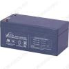 Аккумулятор 12V 3.2Ah DJW12-3.2 свинцово-кислотный; 134*67*61+6
