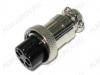 Разъем (410) MIC16-5pin гнездо на кабель