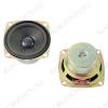 Динамик d=78mm; h=43mm; YD78-46; 8R; 3W/5W; 270-8000Hz уши; для ч/б TV, радио