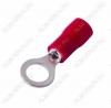 Клемма кольцевая (№22) d=4.3мм VR1.25-4 изолированная сечение 0.5-1.5 мм2; красная