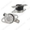 Термостат 085°С KSD301(303) 250V 10A с кнопкой NC нормально - замкнутый, температура срабатывания 085°C