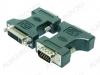 Переходник (2193) VGA 15pin штекер/DVI-I гнездо