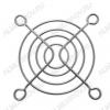 Решетка для вентилятора 60*60 FG-06/B-9 металлическая