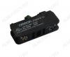 Блок контакт J73KN-B-10 Всп.контактные блоки для контакторов J7KN-10... -74... для низкоуровневой коммутации нормально разомкнутые