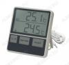 Термометр цифровой TM1015 Измерение наружной и внутренней температуры; (гарантия 6 месяцев)