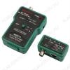 LAN-тестер MS-6810 для RJ-45, BNC