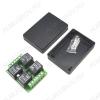 Радиоконструктор Модуль реле 4 канала 5В MP701 (коммутация 2000Вт 10А) Релейный блок коммутации (4 канала)