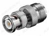 Переходник (2491) BNCP/UHFJ BNC штекер/UHF гнездо