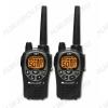Радиостанция портативная Midland GXT-1000 (2 станции+ЗУ+гарнитура) 69 каналов LPD433-434 MГц, мощность 5 Вт; радиус действия до 20 км, З/У + питание 3 аккум. АА в комплекте; гарнитура