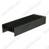 Радиатор HS107-100 алюминий 100х32х17, ребристый, 13 грС/Вт, 0.39 кг/м