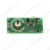 Радиоконструктор Аудиорегулятор стерео MP1231 (на AD8403) (Распродажа) 2-х канальный цифровой переменный резистор 10 кОм (AD8403, 255 шагов регулировки), перестраиваемый с помощью валкодера или ИК-пульта.