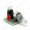 Радиоконструктор Регулятор мощности 1000Вт 220В BM246 (на симисторе) 220В (4.5А). Устройство для изменения мощности электронагревательных, осветительных приборов, электропаяльника, коллекторных электродвигателей перемен