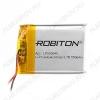 Аккумулятор LP503040-PCB-LD (3,7V; 550mAh) Li-Pol; 5,0*30*40мм                                                                                                               (цена за 1 аккумулят