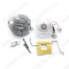 Радиоконструктор Радиатор с вентилятором 12В SL-01H (универсальный) (Распродажа)