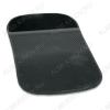 Коврик на приборную панель не скользящий NP-002 Nano (15х9см) черный