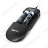 Зарядное устройство SMART CHARGER PRO для Li-ion аккумуляторов для цифровых фото- и видеокамер, универсальное; для 1-2шт NiCd,NiMh R03/R6; для 1-2шт Li-ion 18650,14500,18500,16340,123A