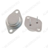 Транзистор 2N3055 Si-N;NF/S-L;100V,15A,115W,)2.5MHz;Complement to type BDX18