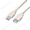 Шнур USB A шт/USB A гн 0.3м