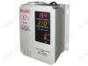 Стабилизатор напряжения АСН-1000Н/1-Ц LUX  1000Вт 1-фазный настенный Электронный; Uвх=140-260В; Uвых=220В+8%; высоковольт.защита 260+5В; время регулирования 5-7мс
