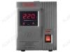 Стабилизатор напряжения АСН-2000/1-Ц  2000Вт 1-фазный Электронный; Uвх=140-260В; Uвых=220В+8%; высоковольт.защита 260+5В; время регулирования 5-7мс
