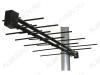 Антенна наружная Альфа H111-01 DVB-T пассивная ДМВ/DVB-T2; 8,5dB; без кабеля; F-разъем