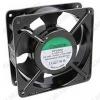 Вентилятор 220VAC 120*120*38mm DP200A2123XBL.GN (алюминиевый корпус) 0,14A; 44dB; 2700 об;