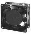 Вентилятор 220VAC 80*80*38mm JA0838H2SON-T  (провод) 0.08A; 26.3dB; 2400 об;