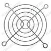 Решетка для вентилятора 80*80 FG-08 (SM7240C) металлическая