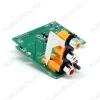 Радиоконструктор Предварительный усилитель 2.1 MP5630I21 (на OPA1632) для драйвера MP5630  (Распрода Из двух блоков.преобразователя входа на операционном усилителе OPA1632. И схема индикации позволяющая оценивать режимы работы усилителя. Для драйвера