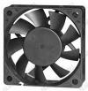Вентилятор 12VDC 60*60*15mm JF0615S1H 0.17A; 30.5dB; 4500 об;