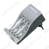 Зарядное устройство SMART S500/plus для 2-4шт NiCd,NiMh R03/AAA или R6/AA (500mA); 2шт крона (6F22) 15mA; микропроцессорная обработка