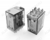 Реле 55.33.9.110.0090 (553391100090)   Тип 17 110VDC 3C(TPDT) 10A 27.7*20.7*37.2mm; блокируемая кнопка проверки + LED индикатор + диод