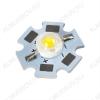 Светодиод ARPL-STAR-1W-BCA_(019585)  STAR 1W белый_теплый 120°; IF=350mA; VF=3.0-3.4V; ФV=110-130Lm; 3000-3200К