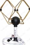 Антенна автомобильная KORONA активная МВ+ДМВ/DVB-T; 20-30dB рег.; питание 12/24V; направленность 360 °; крепление на крышу винтами; кабель 4.5м