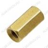 Стойка (№59) для платы PCHSS-10 металл h=10мм, резьба М3 внутренняя+внутренняя