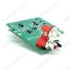 Радиоконструктор Предварительный усилитель стерео MP5630I2 (для MP5630) (Распродажа) Из двух блоков.преобразователя входов на двух операционных усилителях OPA1632. И схема индикации позволяющая оценивать режимы работы усилителя.
