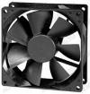 Вентилятор 12VDC 92*92*25mm JF0925S1H 0.35A; 35dB; 2800 об;